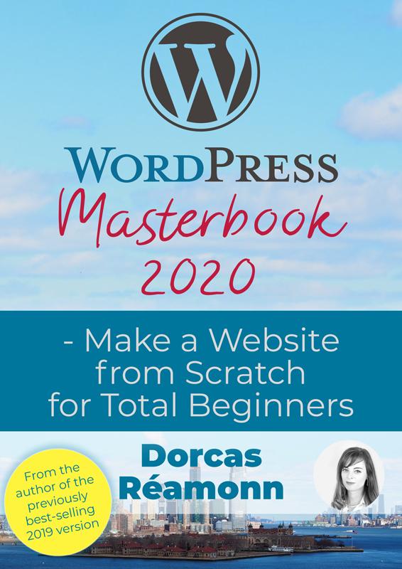 wordpress masterbook 2020 by dorcas réamonn